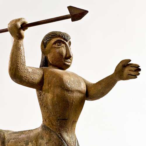 American Folk Sculpture