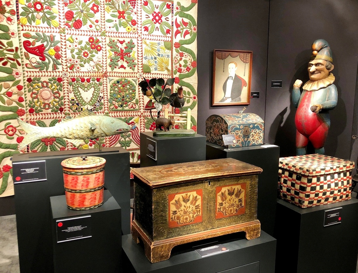 """""""Wonder And Discovery Mark The 64th Winter Antiques Show"""""""